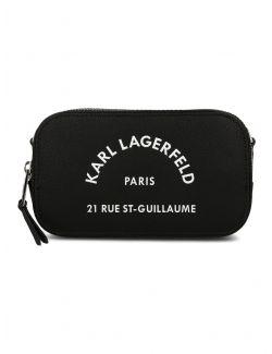 Karl Lagerfeld - Rue St-Guillaume torbica na rame - 205W3082-999 205W3082-999
