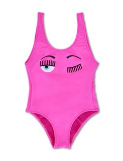 Chiara Ferragni - Pink jednodelni kupaći - 20AI-CFB014 FUXIA 20AI-CFB014 FUXIA