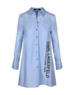 Karl Lagerfeld - Košulja sa logom - 211W1602-303 211W1602-303