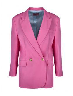 Chiara Ferragni - Over size pink blejzer - 21PE-CFBZ004 PINK 21PE-CFBZ004 PINK