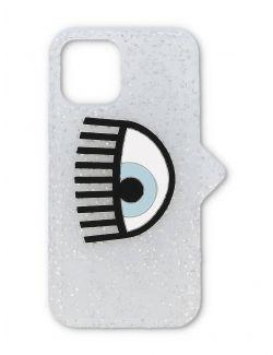 Chiara Ferragni - Pro Logomania maska za telefon - 21PE-CFCIP12011 SILVER 21PE-CFCIP12011 SILVER