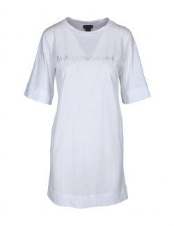 Emporio Armani - Oversized majica-haljina sa logom - 262676-1P340-71610 262676-1P340-71610