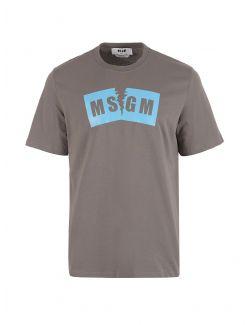 MSGM - Majica - 3140MM174217598-92 3140MM174217598-92