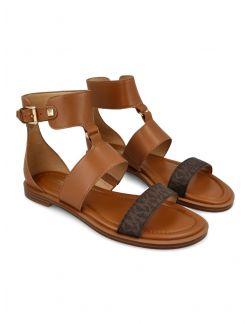 Michael Kors - Amos kožne sandale - 40S1AMFP1L-203 40S1AMFP1L-203