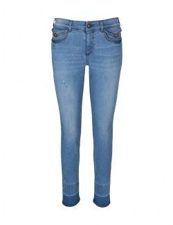 Versace Jeans Couture - Farmerke u plavoj boji - A1HWA07I-904 A1HWA07I-904