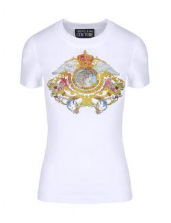 Versace Jeans Couture - Majica sa printom - B2HWA7KD-003 B2HWA7KD-003
