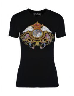 Versace Jeans Couture - Majica sa printom - B2HWA7KD-899 B2HWA7KD-899