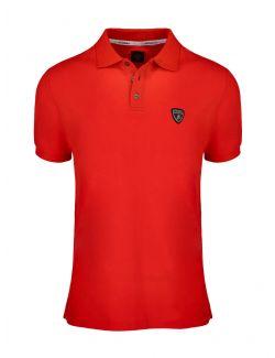 Lamborghini - Polo majica u crvenoj boji - B3XWB7T3-504 B3XWB7T3-504