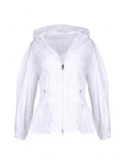 Ermanno Scervino - Letnja jakna sa vezom - D38ETCP09TAF-MF010 D38ETCP09TAF-MF010