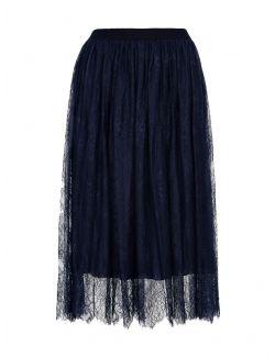 Ermanno Scervino - Duga suknja od čipke - D38ETGN05PIZ-MF815 D38ETGN05PIZ-MF815