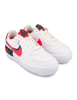 Nike - Air Force 1 Shadow kožne patike - DB3902-100 DB3902-100