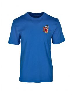 Nike - Plava majica sa printom - DD1260-435 DD1260-435