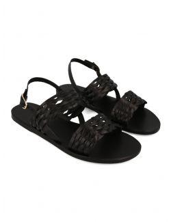 Ancient Greek Sandals - Dinami pletene sandale - DINAMI WOVEN-100 DINAMI WOVEN-100