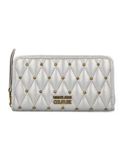 Versace Jeans Couture - Štepani novčanik sa nitnama - E3VWAPQ1-900 E3VWAPQ1-900