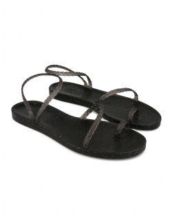 Ancient Greek Sandals - Gumene ravne sandale - ELEFTHERIA-100 ELEFTHERIA-100