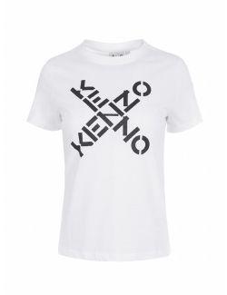 Kenzo - Pamučna majica - FB52TS8504SJ-1 FB52TS8504SJ-1