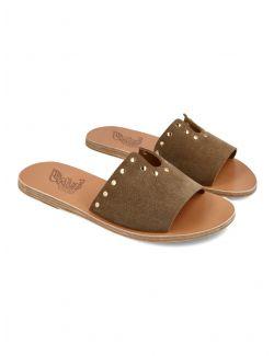 Ancient Greek Sandals - Snb kožne papuče - KALOMIRA-111 KALOMIRA-111