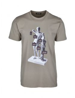 Roberto Cavalli Sport - Majica sa printom - MYX04T-5063 MYX04T-5063