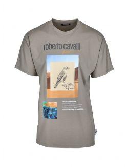 Roberto Cavalli Sport - Majica sa printom - MYX16T-5063 MYX16T-5063