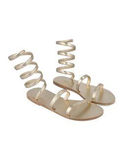 Ancient Greek Sandals - Ravne sandale sa spiralom - OFIS-000 OFIS-000