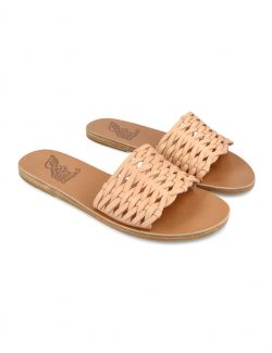 Ancient Greek Sandals - Taygete pletene papuče - TAYGETE WOVEN-002 TAYGETE WOVEN-002