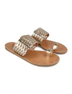 Ancient Greek Sandals - Thalia pletene papuče - THALIA WOVEN-000 THALIA WOVEN-000