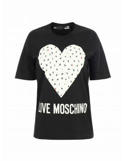 Love Moschino - Majica - W4F153FE1951-C74 W4F153FE1951-C74