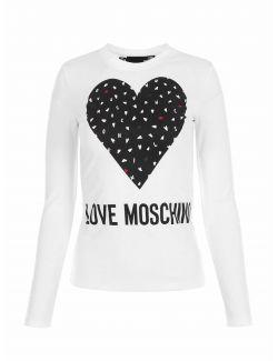 Love Moschino - Majica - W4G5223E1951-A00 W4G5223E1951-A00