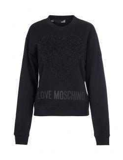 Love Moschino - Duks - W630645M4055-4006 W630645M4055-4006