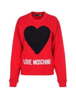 Love Moschino - Duks - W630645M4055-4015 W630645M4055-4015