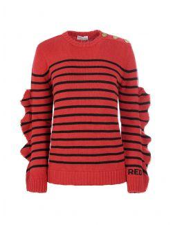 Red Valentino - Džemper - WR3KC08N63Q-AI5 WR3KC08N63Q-AI5