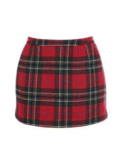 Red Valentino - Mini suknja - WR3RAC255Y8-157 WR3RAC255Y8-157