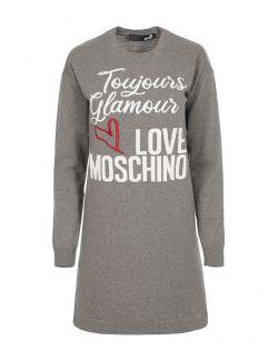 Love Moschino - Mini haljina - WS57R11X1434-C15 WS57R11X1434-C15