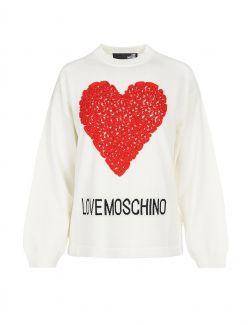 Love Moschino - Džemper - WS80G11X1306-4026 WS80G11X1306-4026