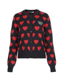 Love Moschino - Kardigan - WSH9611XA115-6016 WSH9611XA115-6016