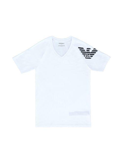 Emporio Armani - Pamučna muška majica - 111760-1P725-00010 111760-1P725-00010