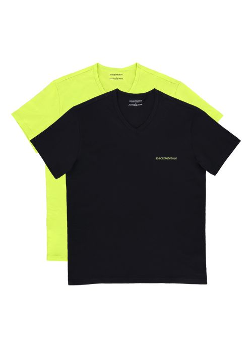 Emporio Armani - Set pamučnih majica - 111849-1P717-46120 111849-1P717-46120