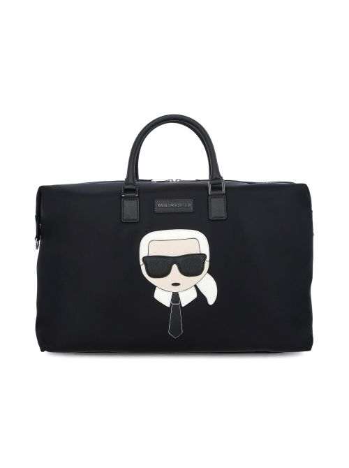 Karl Lagerfeld - K/Ikonik putna torba - 205W3013-999 205W3013-999