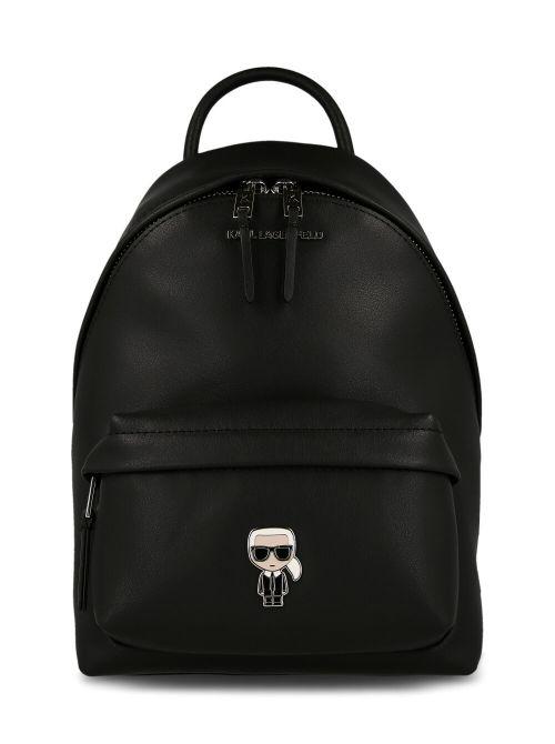 Karl Lagerfeld - K/Ikonik kožni ranac - 205W3090-999 205W3090-999