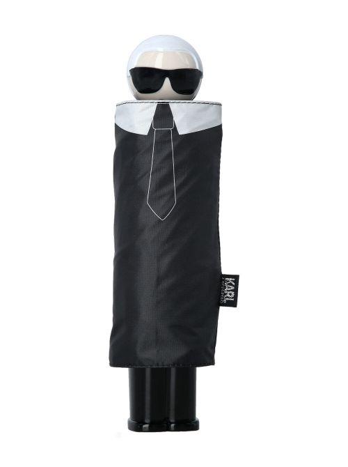 Karl Lagerfeld - K/Ikonik kišobran - 205W3906-999 205W3906-999
