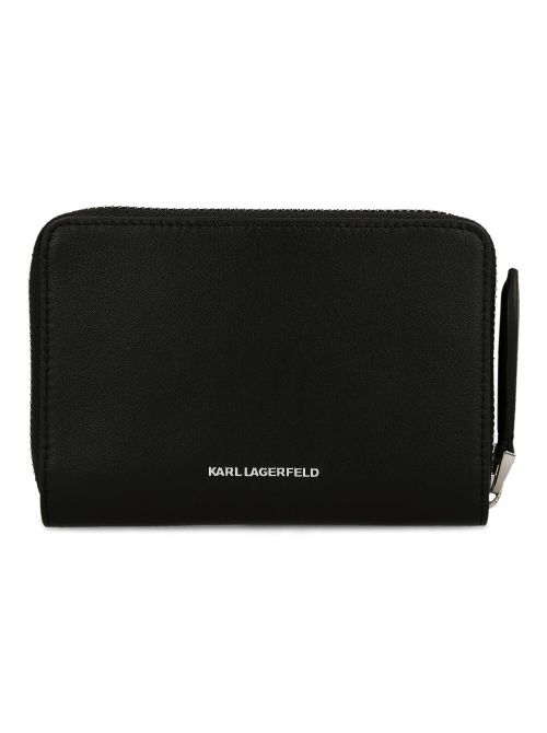 Karl Lagerfeld - K/Ikonik novčanik sa zipom - 210W3226-999 210W3226-999