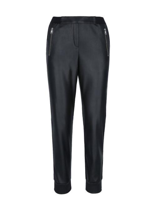 Karl Lagerfeld - Pantalone od veštačke kože - 211W1002-999 211W1002-999