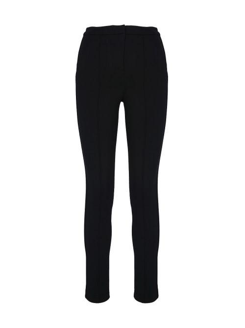 Karl Lagerfeld - Uske pantalone visokog struka - 211W1004-999 211W1004-999