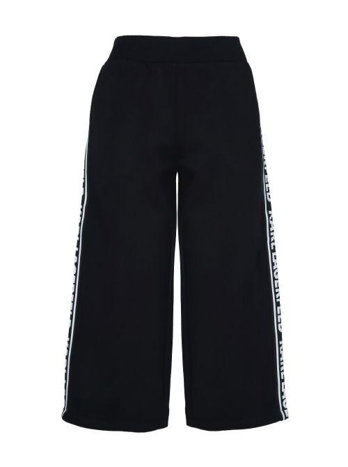 Karl Lagerfeld - Pantalone sa logo-trakom - 211W1062-999 211W1062-999