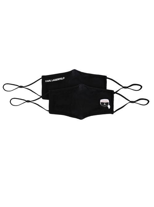 Karl Lagerfeld - K/Ikonik maske za lice - 211W3910-999 211W3910-999