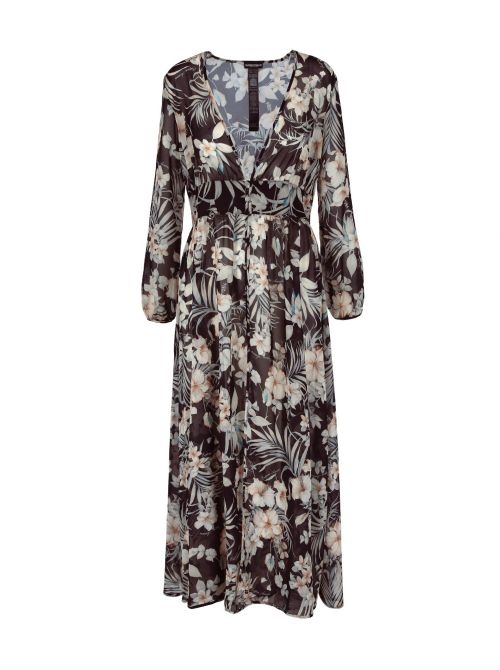 Emporio Armani - Maksi haljina sa printom - 262494-1P316-66720 262494-1P316-66720