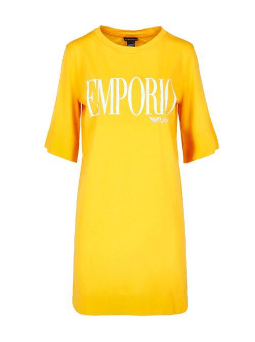 Emporio Armani - Oversized majica-haljina sa logom - 262676-1P340-15362 262676-1P340-15362