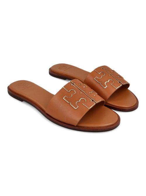 Tory Burch - Ines kožne papuče - 50109-250 50109-250