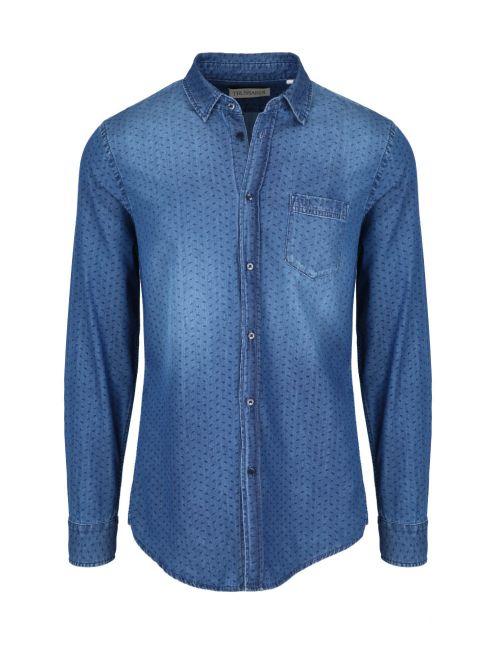 Trussardi - Košulja sa printom - 52C00091-1Y000154-U280 52C00091-1Y000154-U280