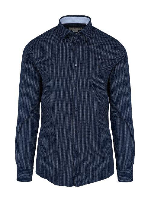 Trussardi - Muška košulja - 52C00210-1T002235-U290 52C00210-1T002235-U290